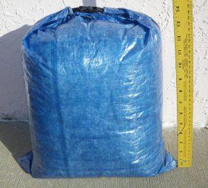 Zpacks Cuben Fiber Blast Rolltop Bag