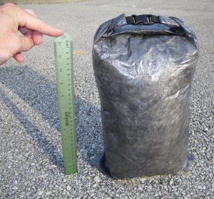 Zpacks Cuben Fiber Rolltop Bag